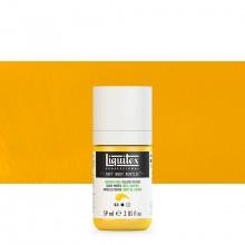 Liquitex : Professional : Soft Body Acrylic Paint : 59ml : Cadmium-Free Yellow Medium