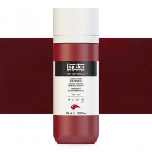 Liquitex : Professional : Soft Body Acrylic Paint : 946ml : Alizarin Crimson Hue Permanent