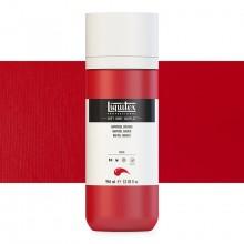 Liquitex : Professional : Soft Body Acrylic Paint : 946ml : Naphthol Crimson