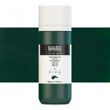 Liquitex : Professional : Soft Body Acrylic Paint : 946ml : Phthalocyanine Green Blue Shade