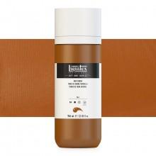 Liquitex : Professional : Soft Body Acrylic Paint : 946ml : Raw Sienna