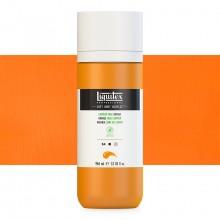 Liquitex : Professional : Soft Body Acrylic Paint : 946ml : Cadmium-Free Orange