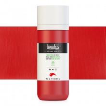Liquitex : Professional : Soft Body Acrylic Paint : 946ml : Cadmium-Free Red Medium