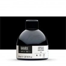 Liquitex : Professional : Acrylic Ink : 150ml : Carbon Black