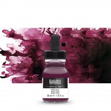 Liquitex : Professional : Acrylic Ink : 30ml : Muted Violet