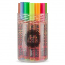 Molotow : One4All : 127HS : Acrylic Marker : Main Kit II 20er Box : Set of 20