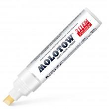 Molotow : 311EM Empty Pump Marker : 4-8mm Chisel Tip