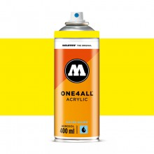 Molotow : One4All : Acrylic Spray Paint : 400ml : Zinc Yellow : Ship By Road Only