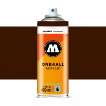 Molotow : One4All : Acrylic Spray Paint : 400ml : Hazelnut : By Road Parcel Only