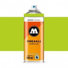 Molotow : One4All : Acrylic Spray Paint : 400ml : Grasshopper : By Road Parcel Only