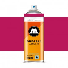 Molotow : One4All : Acrylic Spray Paint : 400ml : Magenta : Ship By Road Only