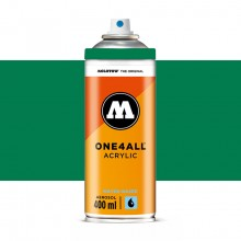 Molotow : One4All : Acrylic Spray Paint : 400ml : Turquoise : By Road Parcel Only