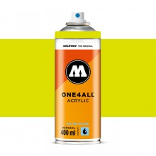Molotow : One4All : Acrylic Spray Paint : 400ml : Poison Green : Ship By Road Only