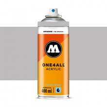 Molotow : One4All : Acrylic Spray Paint : 400ml : Grey Blue Light : Ship By Road Only