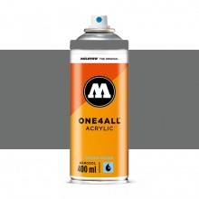 Molotow : One4All : Acrylic Spray Paint : 400ml : Grey Blue Dark : Ship By Road Only