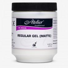 Atelier : Acrylic Medium : 250ml : Regular Gel : Matte