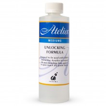 Atelier : Acrylic Medium : 250ml : Unlocking Formula