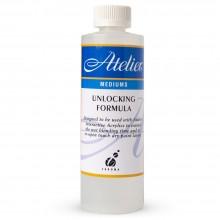 Atelier : Acrylic Medium : 250ml : Unlocking Formula