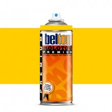 Molotow : Belton Premium Spray Paint : 400ml : Signal Yellow 004 : Ship By Road Only