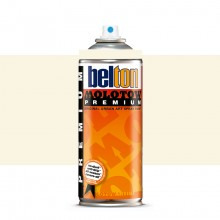 Molotow : Belton Premium Spray Paint : 400ml : Nature White 005 : Ship By Road Only
