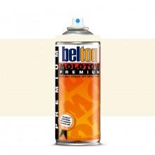 Molotow : Belton Premium Spray Paint : 400ml : Nature White 005