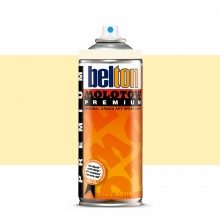 Molotow : Belton Premium Spray Paint : 400ml : Vanilla 006 : By Road Parcel Only