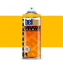 Molotow : Belton Premium Spray Paint : 400ml : Golden Yellow 009 : Ship By Road Only