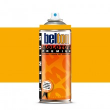 Molotow : Belton Premium Spray Paint : 400ml : Melon Yellow 010 : Ship By Road Only