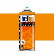 Molotow : Belton Premium Spray Paint : 400ml : Slider Light Orange 011 : Ship By Road Only