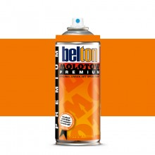Molotow : Belton Premium Spray Paint : 400ml : Pastel Orange 012 : Ship By Road Only