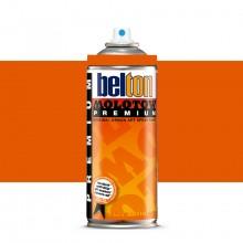Molotow : Belton Premium Spray Paint : 400ml : Dare Orange 014 : Ship By Road Only