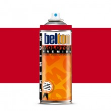 Molotow : Belton Premium Spray Paint : 400ml : Tornado Red 017 : Ship By Road Only