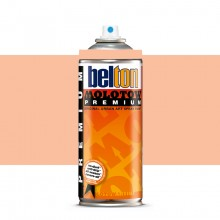 Molotow : Belton Premium Spray Paint : 400ml : Peach Light 024 : Ship By Road Only