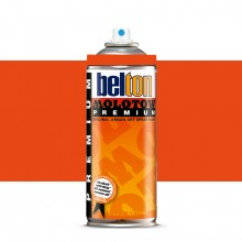Molotow : Belton Premium Spray Paint : 400ml : Lobster 029 : Ship By Road Only