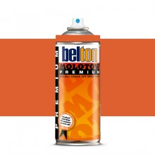Molotow : Belton Premium Spray Paint : 400ml : Salmon Orange 035 : Ship By Road Only