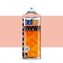 Molotow : Belton Premium Spray Paint : 400ml : Loomit's Apricot Pastel 037 : Ship By Road Only