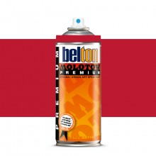 Molotow : Belton Premium Spray Paint : 400ml : Raspberry Red 043 : By Road Parcel Only