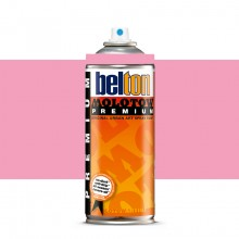 Molotow : Belton Premium Spray Paint : 400ml : Piglet Pink 052 : Ship By Road Only
