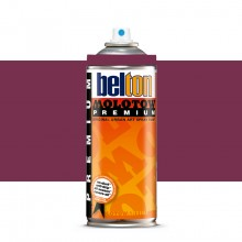 Molotow : Belton Premium Spray Paint : 400ml : Purple 055 : By Road Parcel Only
