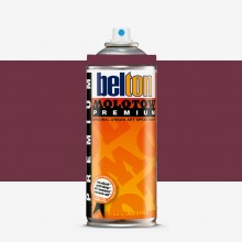 Molotow : Belton Premium Spray Paint : 400ml : Esher Dirty Red 056