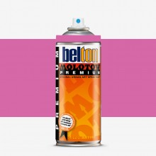 Molotow : Belton Premium Spray Paint : 400ml : Fuchsia Pink 058 : By Road Parcel Only
