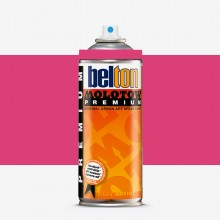 Molotow : Belton Premium Spray Paint : 400ml : Mad C Psycho Pink 059