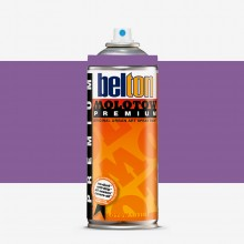 Molotow : Belton Premium Spray Paint : 400ml : Grape 067 : Ship By Road Only