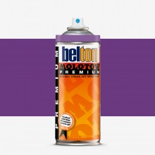 Molotow : Belton Premium Spray Paint : 400ml : Blackberry 068 : By Road Parcel Only