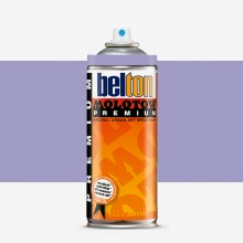 Molotow : Belton Premium Spray Paint : 400ml : Viola Light 075 : Ship By Road Only