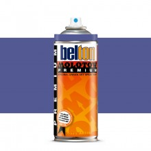 Molotow : Belton Premium Spray Paint : 400ml : Grape Middle 080 : Ship By Road Only