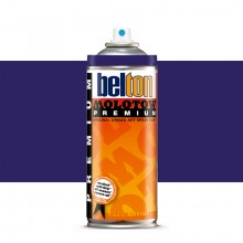 Molotow : Belton Premium Spray Paint : 400ml : Purple Velvet 082 : Ship By Road Only