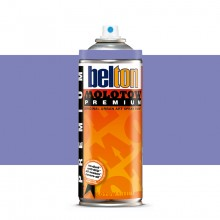 Molotow : Belton Premium Spray Paint : 400ml : Light Violet 083 : By Road Parcel Only