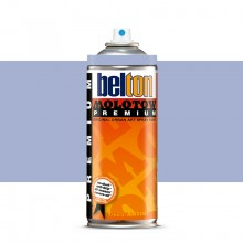Molotow : Belton Premium Spray Paint : 400ml : Pigeon Blue Middle 086 : Ship By Road Only