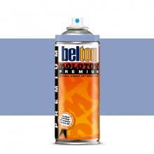Molotow : Belton Premium Spray Paint : 400ml : Pigeon Blue 087 : Ship By Road Only